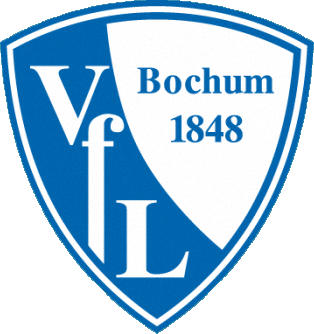 Escudo de VFL BOCHUM 1848 (ALEMANIA)