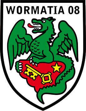 Escudo de VFR WORMATIA 08 WORMS (ALEMANIA)