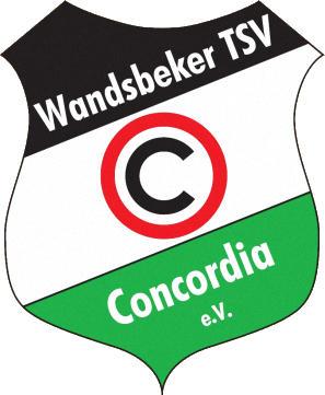 Escudo de WANDSBEKER TSV (ALEMANIA)