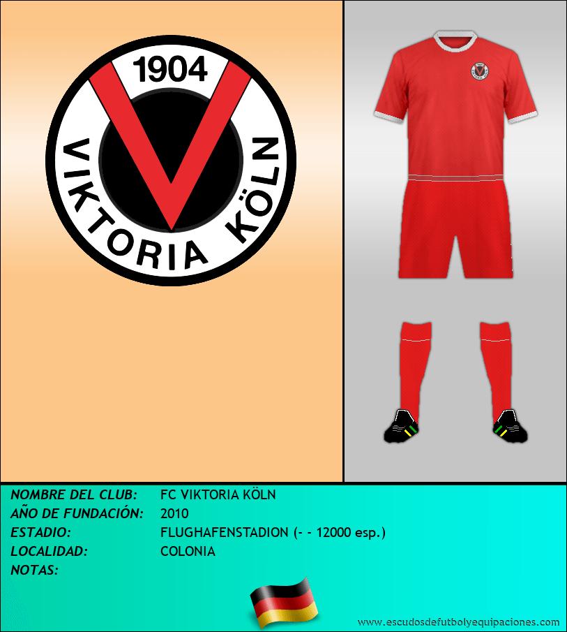 Escudo de FC VIKTORIA KÖLN