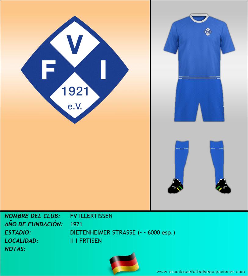 Escudo de FV ILLERTISSEN