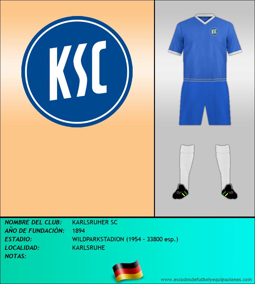 Escudo de KARLSRUHER SC