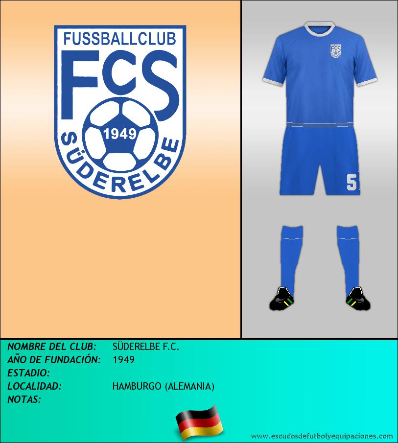 Escudo de SÜDERELBE F.C.