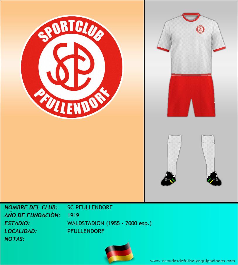 Escudo de SC PFULLENDORF