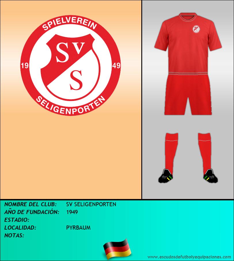 Escudo de SV SELIGENPORTEN