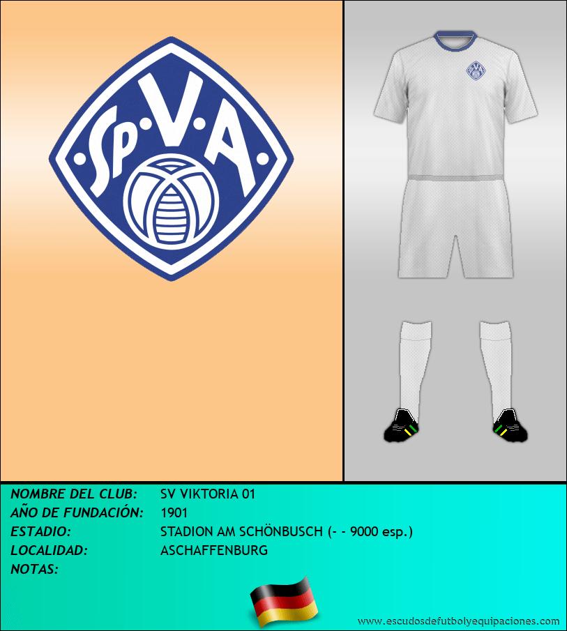 Escudo de SV VIKTORIA 01