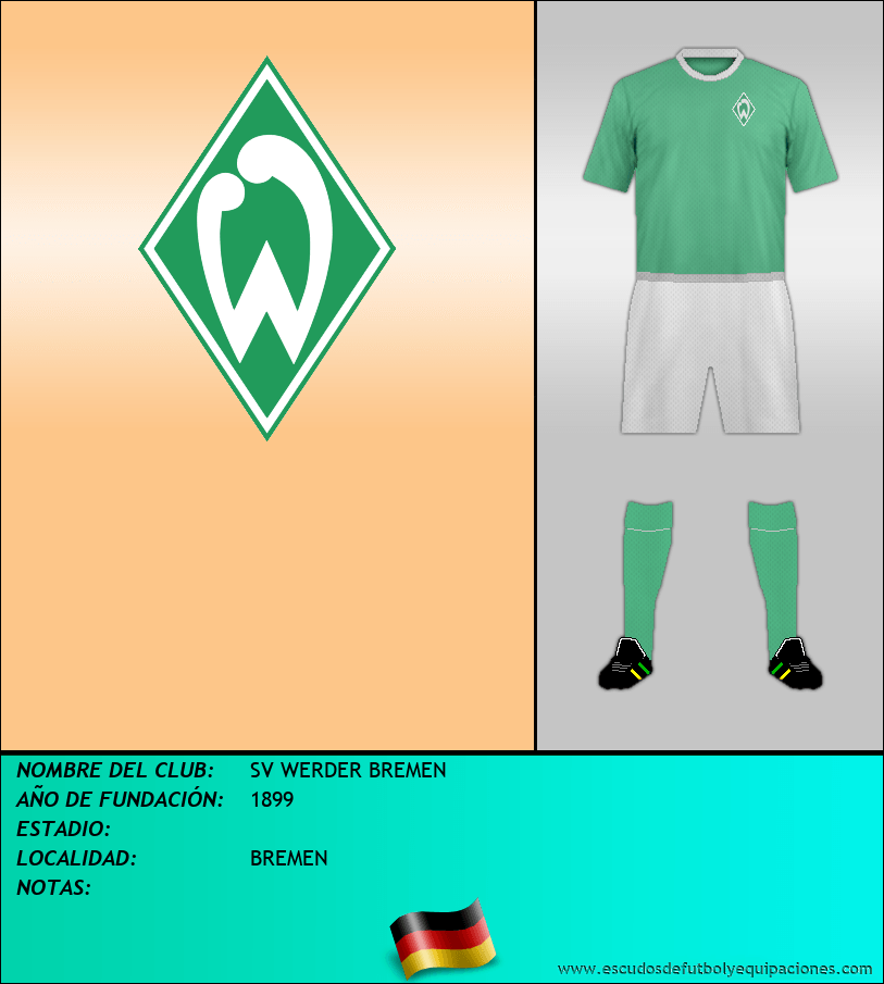 Escudo de SV WERDER BREMEN
