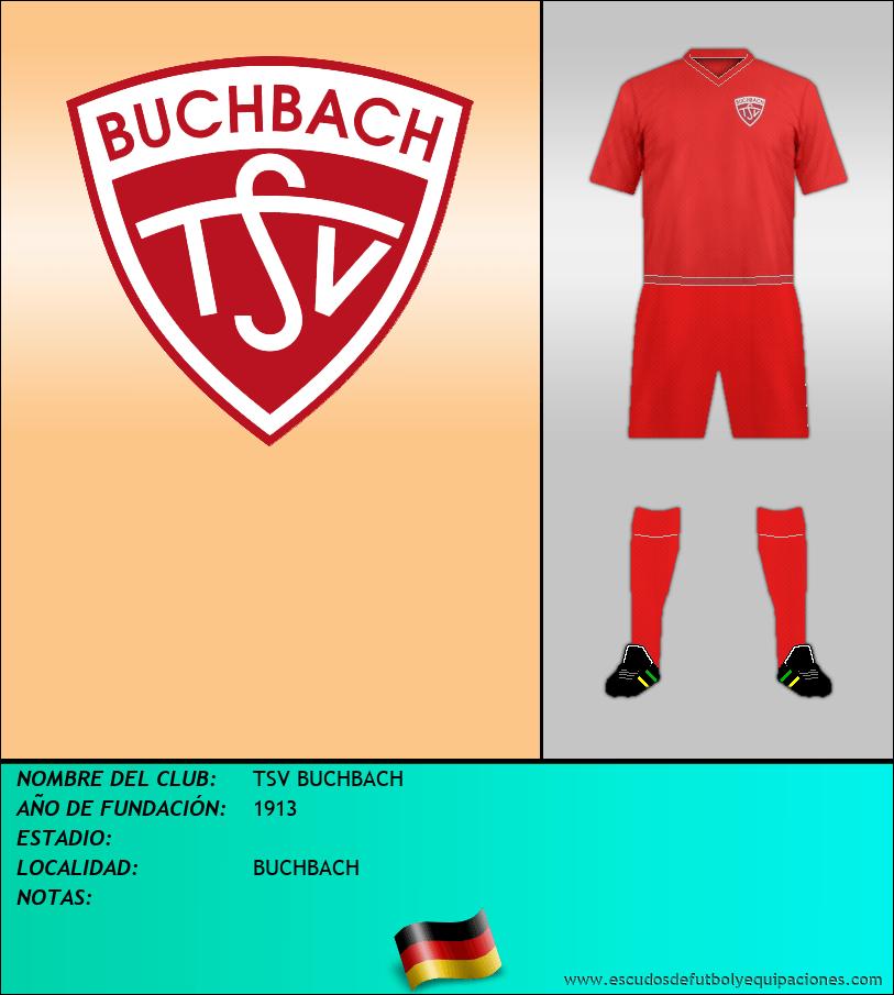 Escudo de TSV BUCHBACH