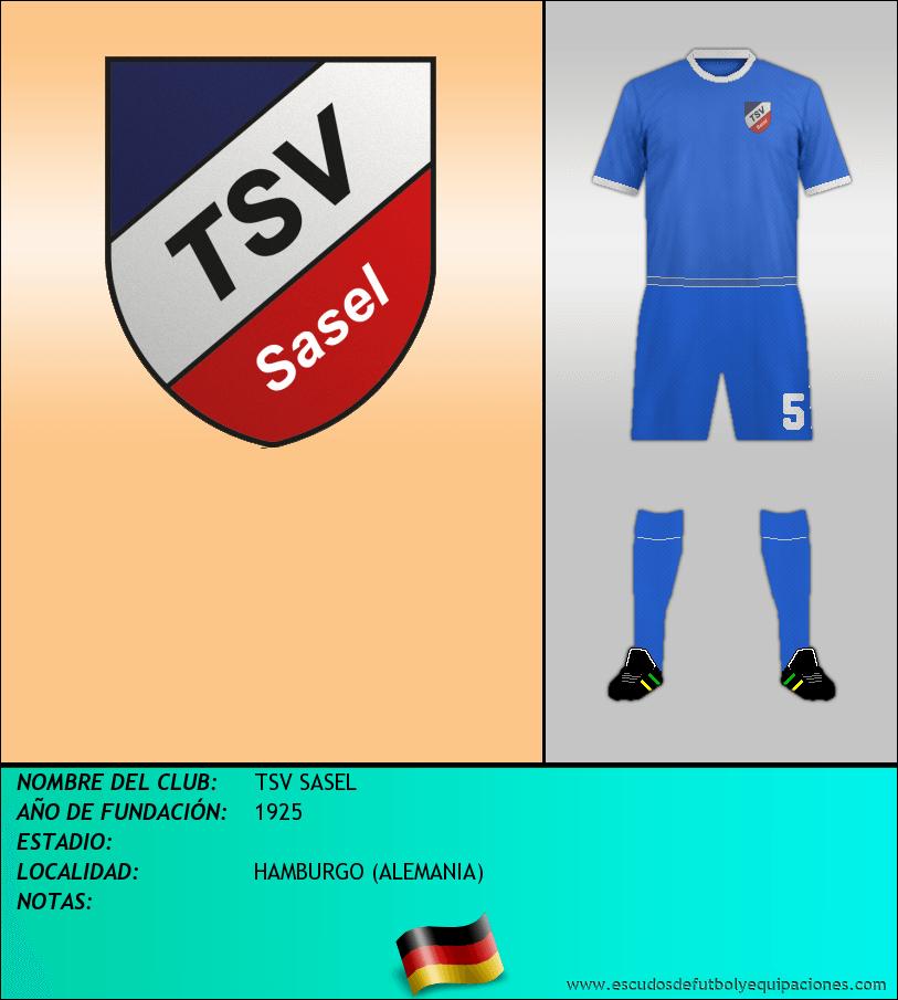 Escudo de TSV SASEL