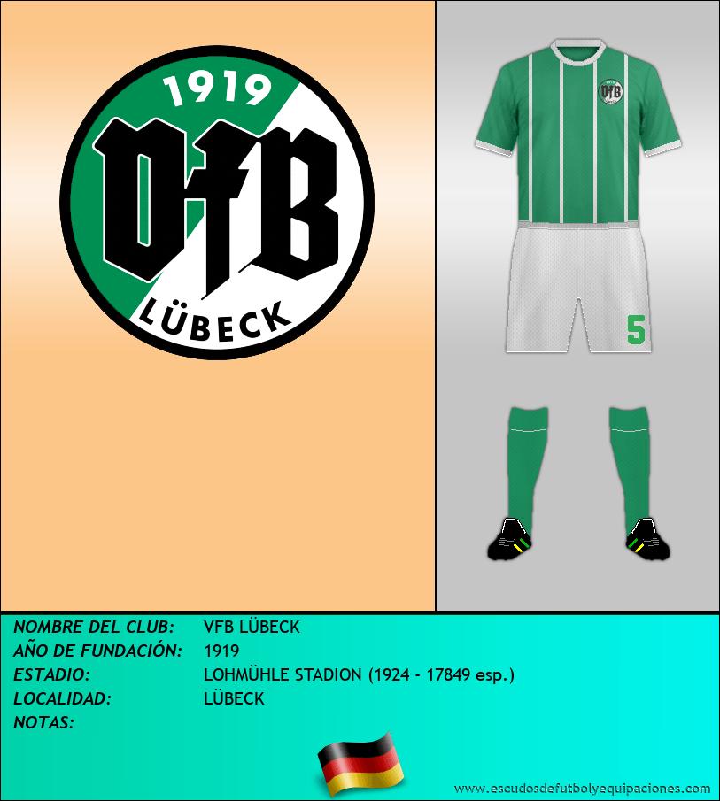 Escudo de VFB LÜBECK