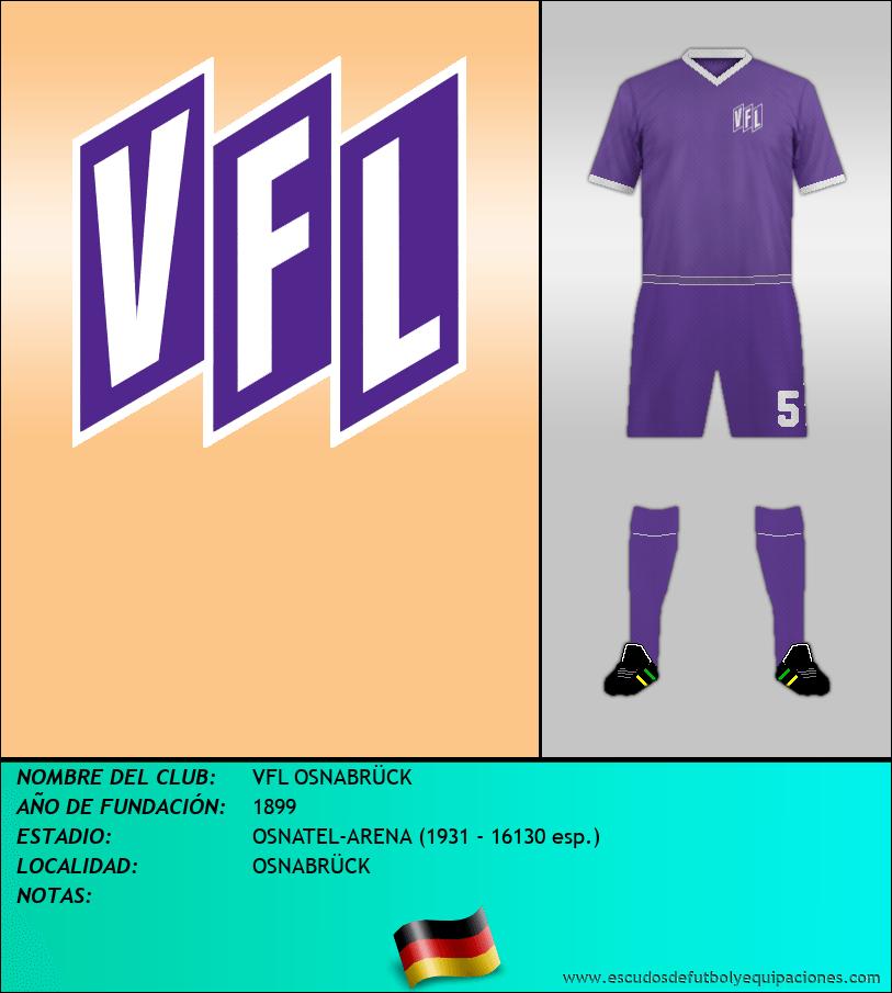 Escudo de VFL OSNABRÜCK