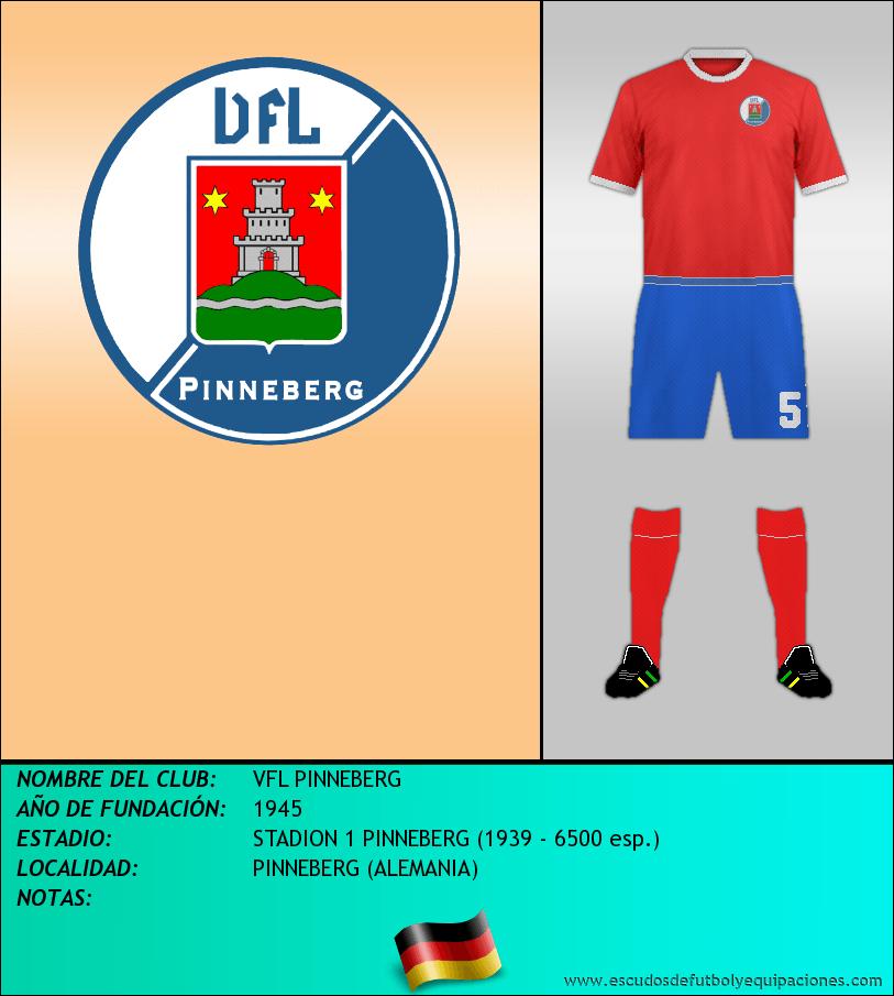 Escudo de VFL PINNEBERG