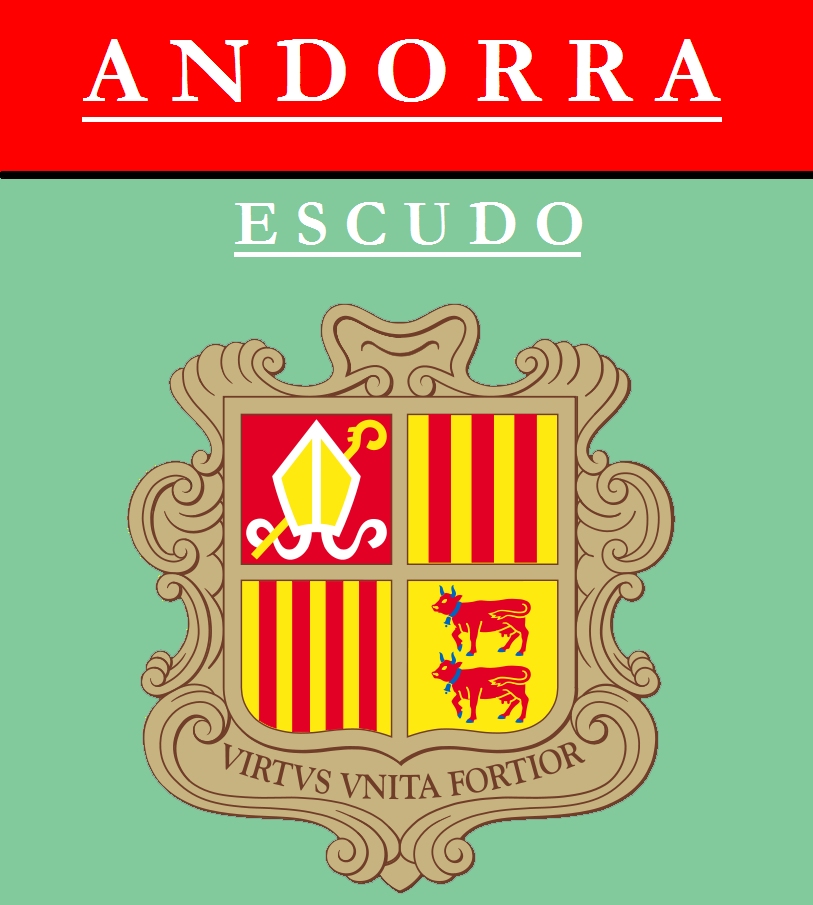 Escudo de ESCUDO DE ANDORRA