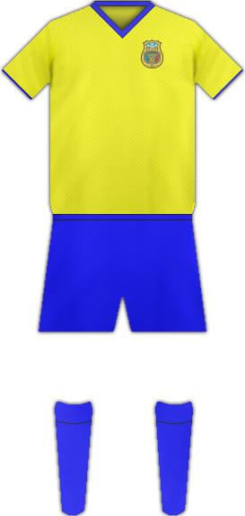 Equipación FC RANGERS