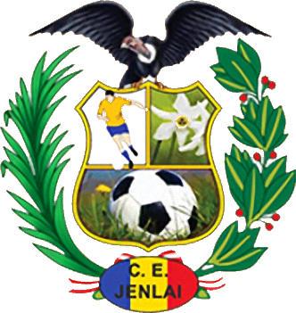 Escudo de CE JENLAI (ANDORRA)