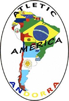 Escudo de CF ATLÉTIC AMÉRICA (ANDORRA)