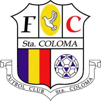 Escudo de FC STA. COLOMA (ANDORRA)