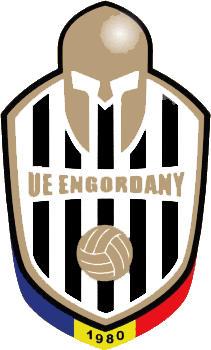 Escudo de U.E. ENGORDANY (ANDORRA)