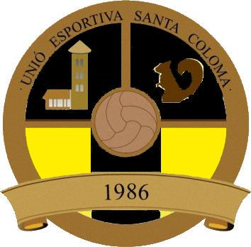 Escudo de U.E. SANTA COLOMA (AND.) (ANDORRA)
