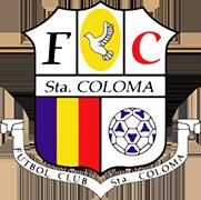 Escudo de FC SANTA COLOMA