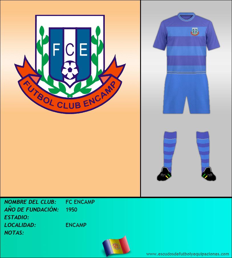 Escudo de FC ENCAMP