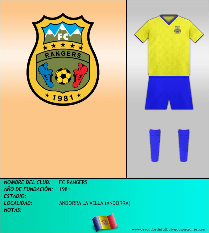Escudo de FC RANGERS