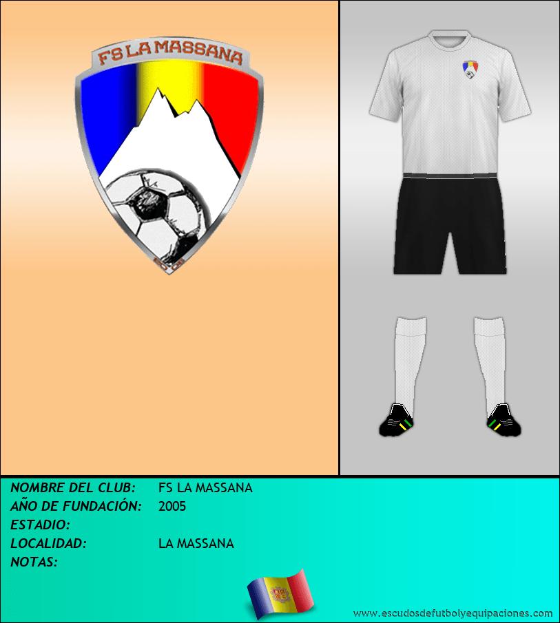 Escudo de FS LA MASSANA