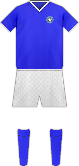 Equipación FC PYUNIK