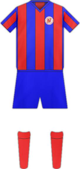 Equipación KILIKIA YEREVAN FC