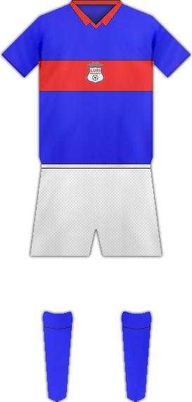 Equipación LURI VANADZOR FC