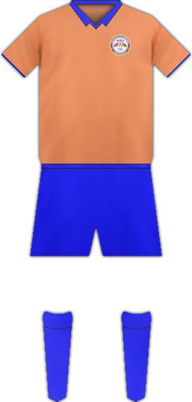 Equipación MIKA FC