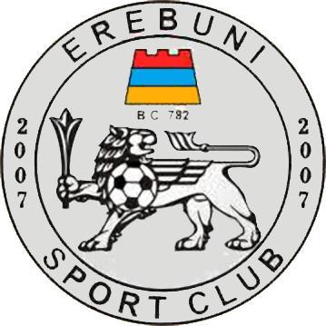 Escudo de EREBUNI S.C. (ARMENIA)