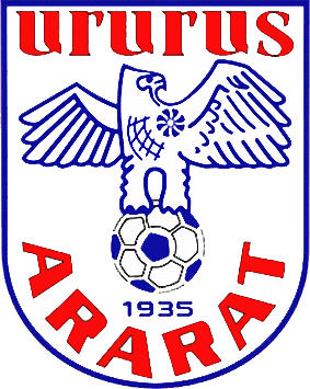 Escudo de FC ARARAT YEREVAN (2) (ARMENIA)