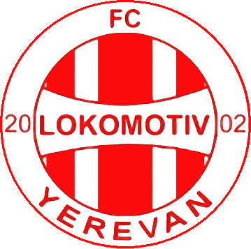 Escudo de FC LOKOMOTIV YEREVÁN (ARMENIA)