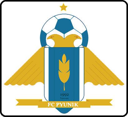 Escudo de FC PYUNIK (2) (ARMENIA)