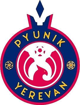 Escudo de FC PYUNIK DESDE 2018 (ARMENIA)