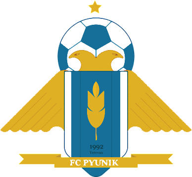 Escudo de FC PYUNIK HASTA 2017 (ARMENIA)
