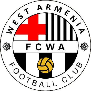 Escudo de FC WEST ARMENIA (ARMENIA)