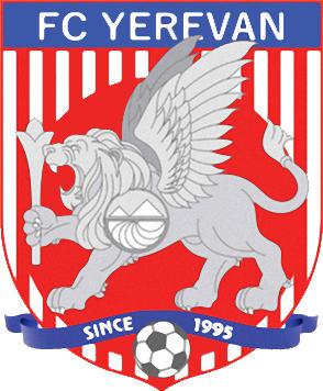Escudo de FC YEREVAN (ARMENIA)