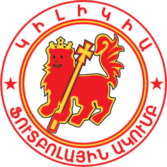 Escudo de KILIKIA YEREVAN FC (ARMENIA)