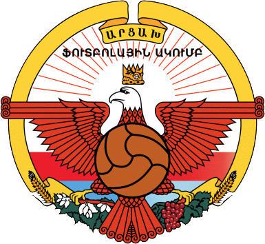 Escudo de LERNAYIN ARTSAKH FC (ARMENIA)