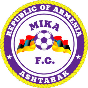 Escudo de MIKA FC (ARMENIA)