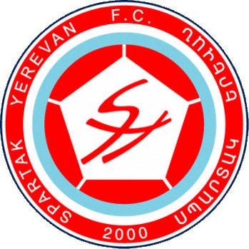 Escudo de SPARTAK YEREVAN FC (ARMENIA)