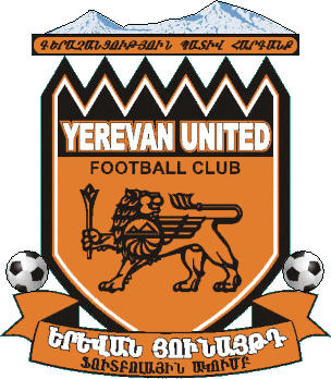Escudo de YEVERAN UNITED FC (ARMENIA)