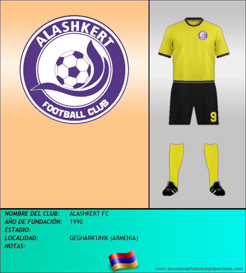Escudo de ALASHKERT FC