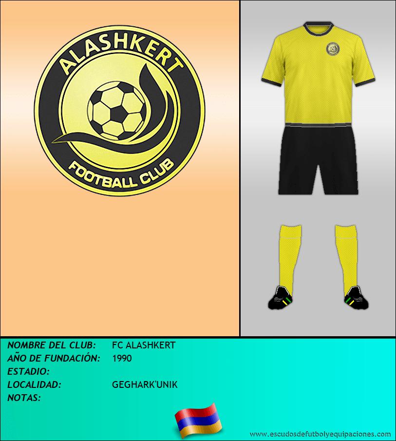 Escudo de FC ALASHKERT