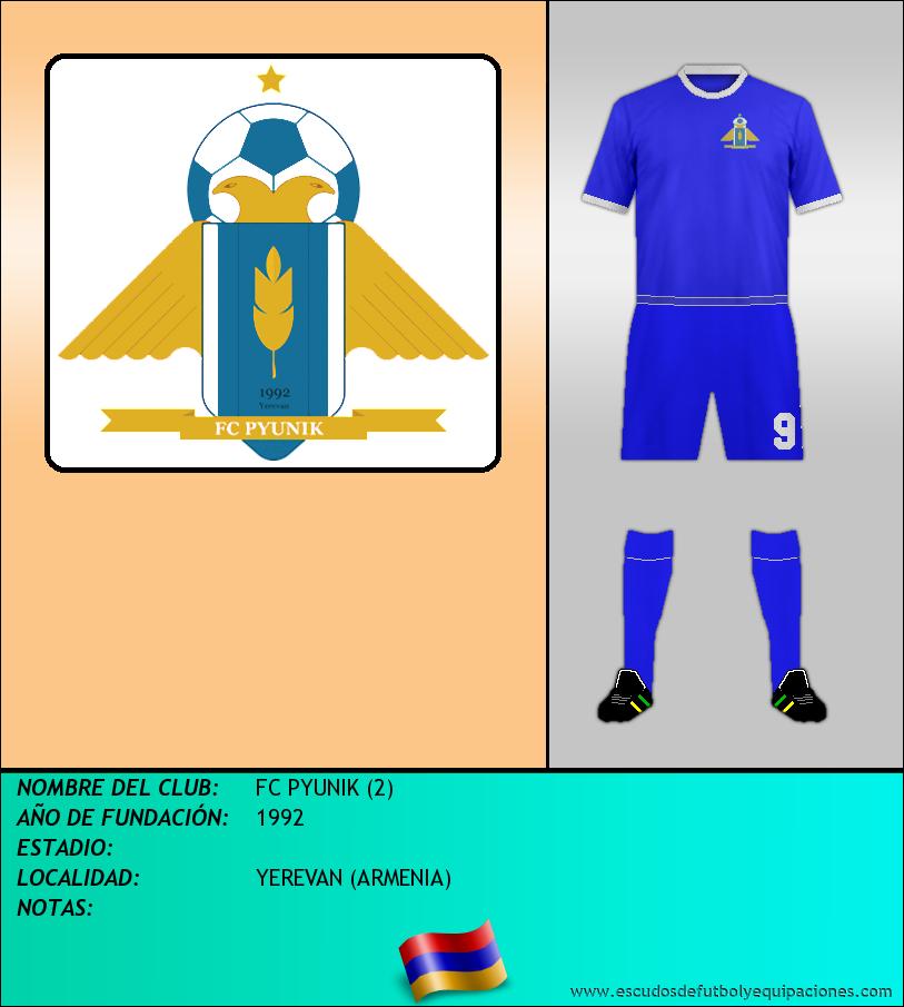 Escudo de FC PYUNIK (2)