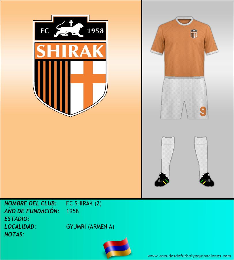 Escudo de FC SHIRAK (2)