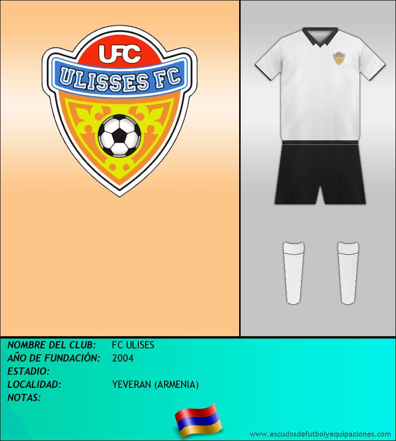 Escudo de FC ULISES