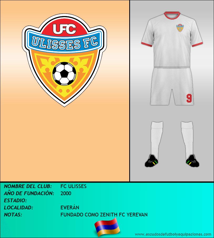 Escudo de FC ULISSES